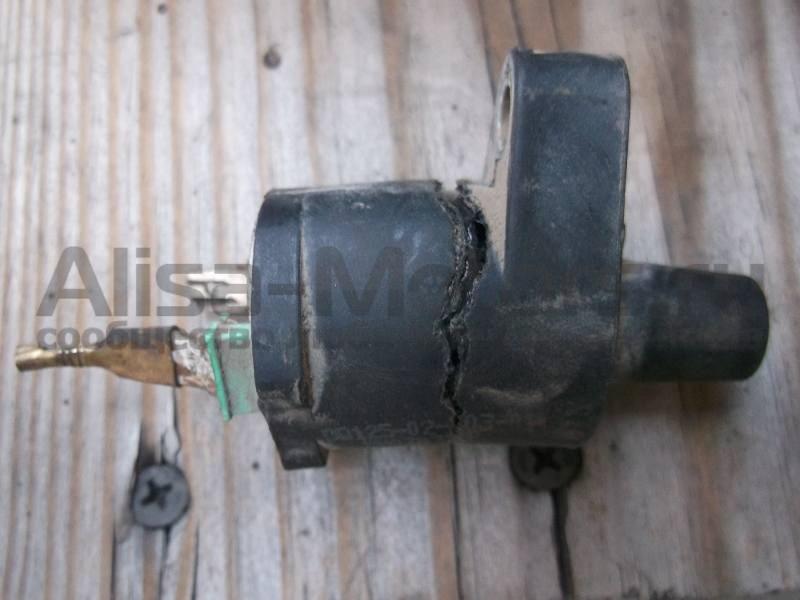Неисправности катушки зажигания CDI скутера