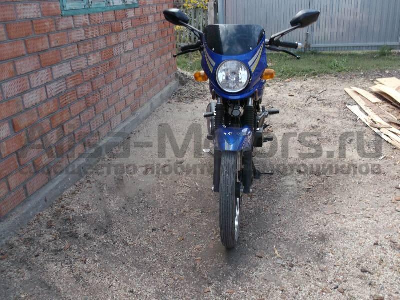 Переднее фото мотоцикла Bullet Evrotex 150