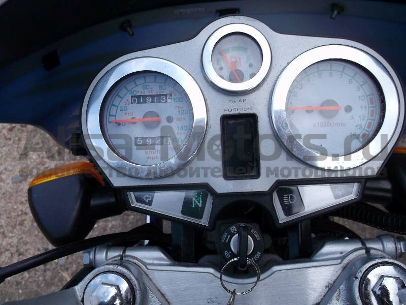 Приборная панель мотоцикла Bullet Evrotex 150