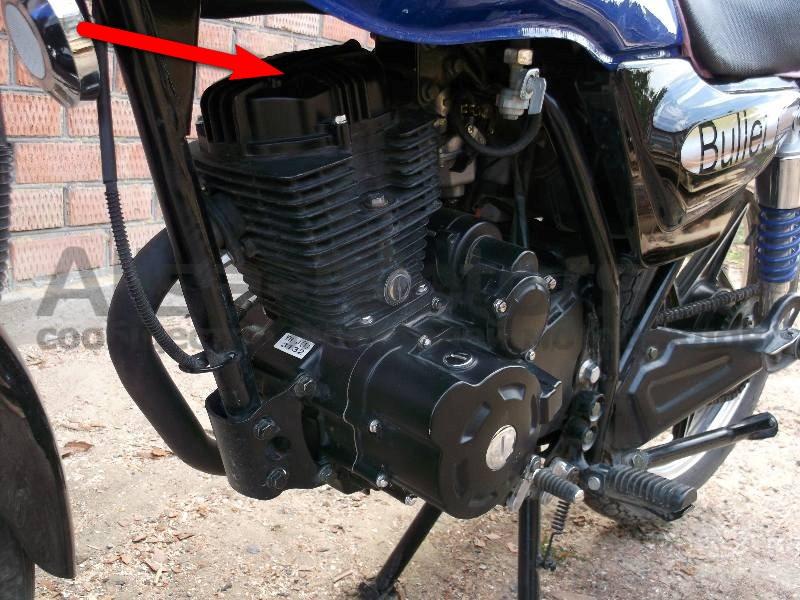крышка клапанов двигателя 162 FMJ