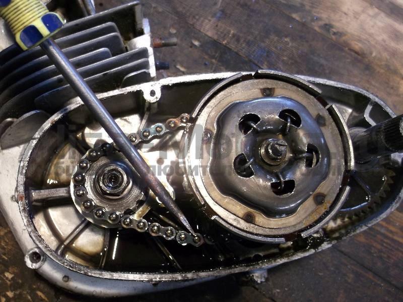 щеплення мотоцикла мінск фото