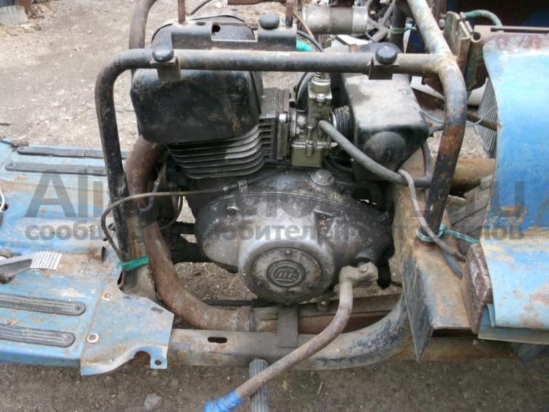 Двигатель мотороллера муравей технические характеристики