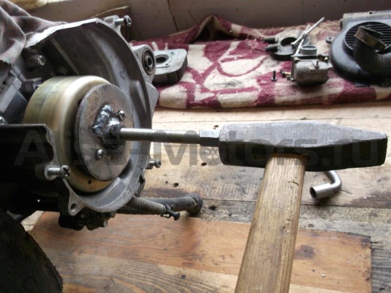 Съемник ротора своими руками