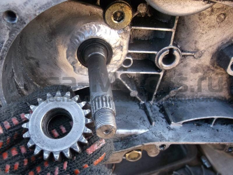Как поставить на двигатель мотоблока вариатор
